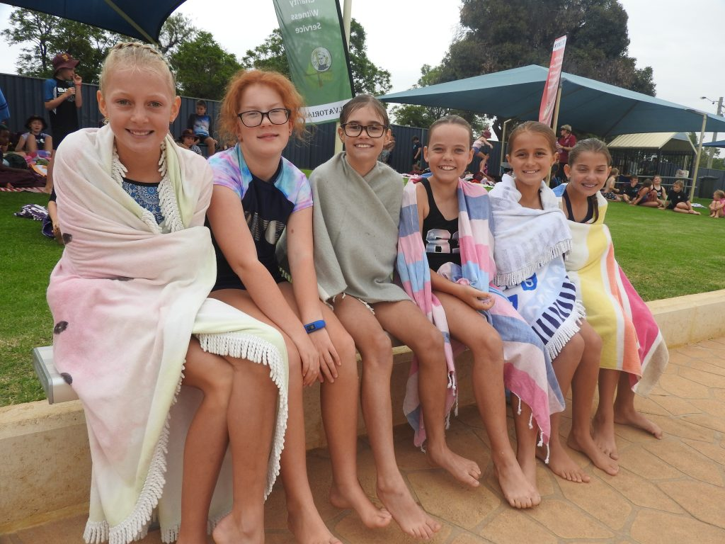 2019 Faction Swimming Carnival